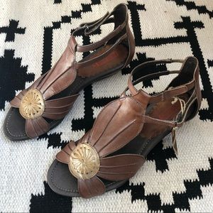 PIKOLINOS Papiro Wedge Sandals